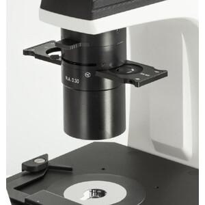 Kern Microscopio Trino, 100W HBO EPI-FL (B/G), Inf Plan 10/20/40/20PH, WF10x22, 30W Hal, OCM 165