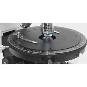 Kern Microscopio OPN 182, POL, trino, Inf plan, 40x-400x, Auflicht, HAL, 50W