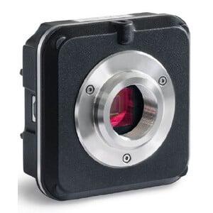 "Kern Microscope OZM544C825, trino, 7-45x, HWF 10x23, Auf-Durchlicht, LED 3W, Kamera, CMOS, 5MP, 1/2.5"", USB 2.0"