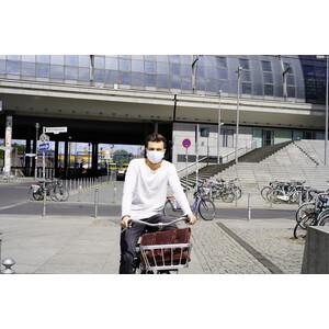 MYONE Face mask size L 1 piece