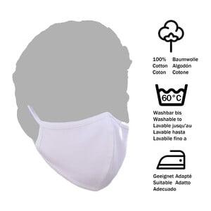 MYONE Mascherina naso/bocca taglia M 1 pezzo