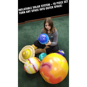 Replogle Inflatable Solar System 8-28 inch