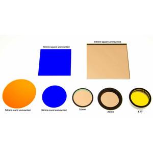 Astrodon Filtro UVBRI B-Filter photometrisch 49,7mm