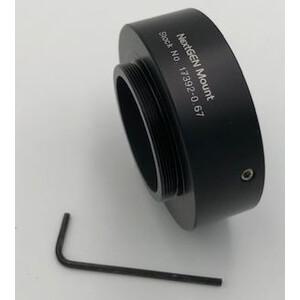 Optec NextGEN Kamera-Montageplatte ST-7mit T-Gewinde