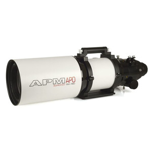 APM Rifrattore Apocromatico AP 130/780 LZOS 3.7-ZTA  Riccardi Reducer M63 OTA