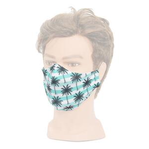 Masketo mascherina naso/bocca con motivo Palma 1 pezzo