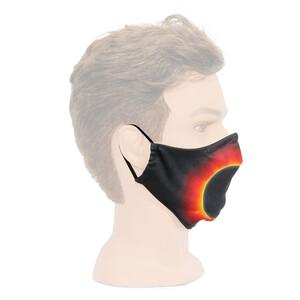 Masketo Masca cu imprimeu astro coroana solara 1 bucata
