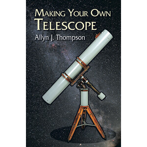 Dover Libro Making Your Own Telescope
