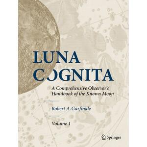 Springer Book Luna Cognita 3 Volumes