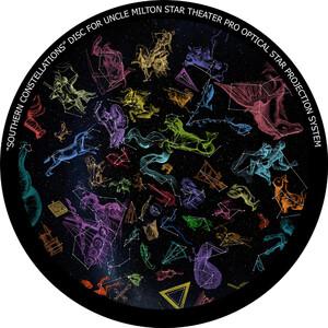 Omegon Disco para Star Theater Pro das constelações do Sul
