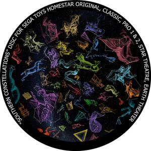 Redmark Dia für das Sega Homestar Planetarium Südliche Sternbilder