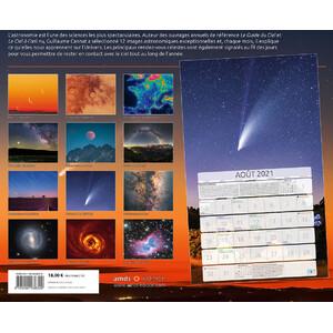 Calendrier Amds édition  Astronomique 2021