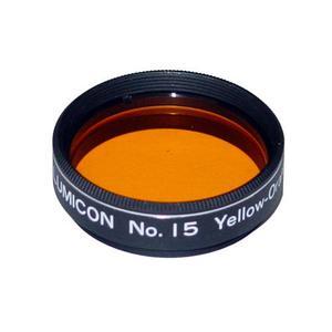 """Lumicon Filtro # 15 giallo/arancione 1,25"""""""