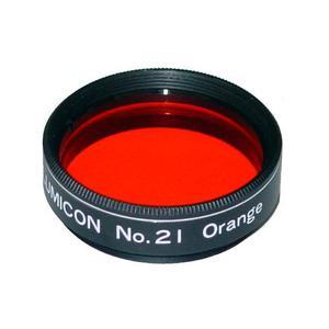 """Lumicon Filtro # 21 arancione 1,25"""""""
