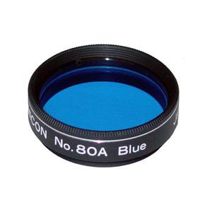Lumicon Filtro # 80A blu 1,25""