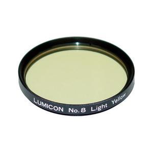 Lumicon Filtro # 8 giallo chiaro 2''