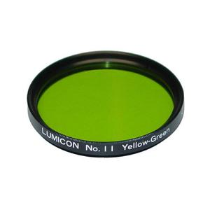 Lumicon Filtro # 11 giallo-verde 2''