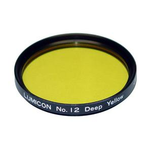 Lumicon Filtro # 12 giallo 2''
