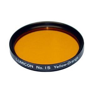 Lumicon Filtro # 15 giallo/arancione 2''