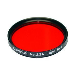 Lumicon Filtro # 23A rosso chiaro 2''