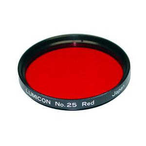 Lumicon Filtro # 25 rosso 2''
