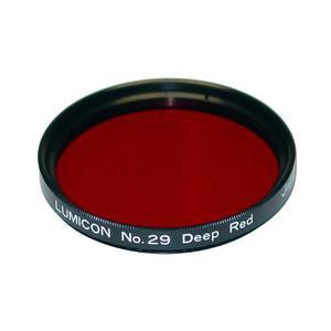 Lumicon Filtro # 29 rosso scuro 2''