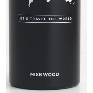 Miss Wood Bottle Black