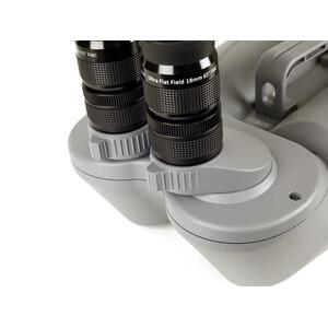 APM Binocolo 37x120 90° SemiApo-Großfernglas mit Okularset UF18mm