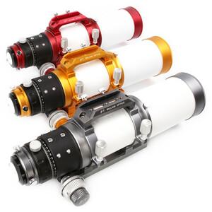 William Optics Rifrattore Apocromatico AP 81/478 Gran Turismo 81 IV OTA Guidescope-Set