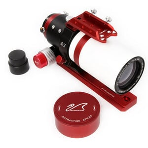 William Optics Apochromatic refractor AP 61/360 ZenithStar ZS61 II OTA Guidescope-Set
