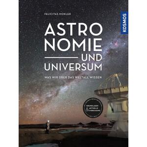 Kosmos Verlag Buch Astronomie und Universum