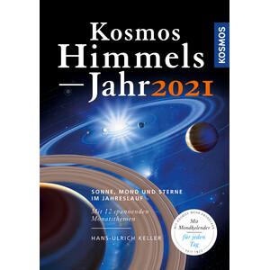 Kosmos Verlag Jahrbuch Himmelsjahr 2021