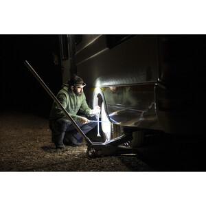 LED LENSER Lampada frontale MH10