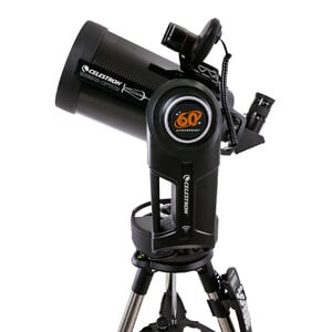 Celestron Telescopio Schmidt-Cassegrain SC 203/2032 EdgeHD NexStar Evo 8 60th Anniversary Edition