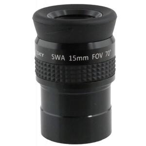 """Artesky Oculare SWA 70° 15mm 1,25"""""""