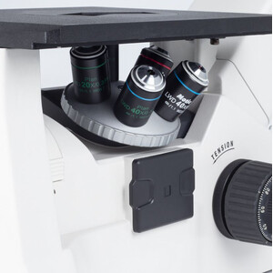 Motic Microscopio AE31E trino 100W, inv, CCIS Plan 4x, LWD Ph10x/20x40x