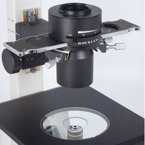 Motic Microscopio AE31E trino, infinity, 40x-400x, phase, Hal, 30W