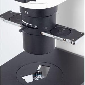 Motic Microscopio AE2000 bino, infinity 40x-200x, phase, Hal, 30W