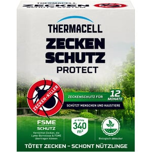 Thermacell Protect tick protection