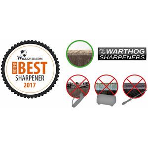 Warthog Sharpeners Keramik-Schleifeinheit für Wellenschliffmesser