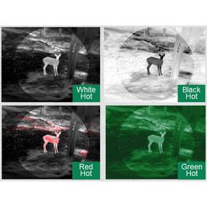Guide Camera termica Wärmebildgerät Track IR35 Pro