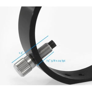 ADM Guide scope rings 75mm