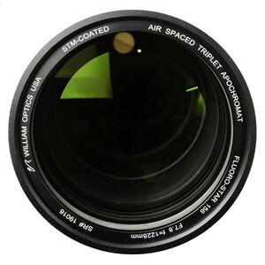 William Optics Refractor apocromático AP 156/1217 Fluorostar Blue OTA