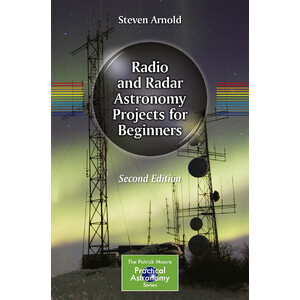 Springer Libro Radio and Radar Astronomy Projects for Beginners