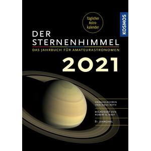 Kosmos Verlag Jahrbuch Der Sternenhimmel 2021