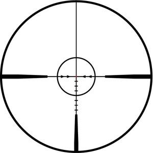 Lunette de visée Leupold VX-Freedom 1,5-4x20 30mm Illum. FireDot MOA-Ring