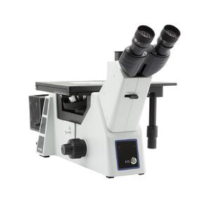 Optika Microscopio Mikroskop IM-5MET-US, trino, invers, IOS, w.o. objectives, US