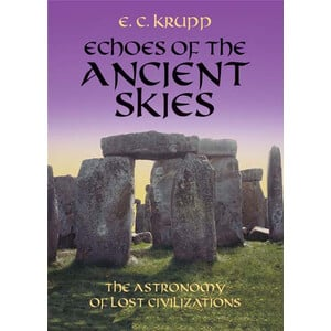 Dover Libro Echoes of the Ancient Skies