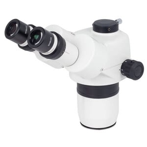 Motic Stereokopf SMZ-168 Kopf, trino, 7.5x-50x, 10x/23, wd 113mm