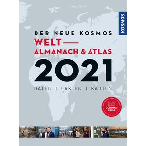 Kosmos Verlag Der neue Kosmos Welt-Almanach & Atlas 2021